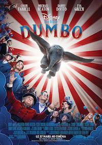 Dumbo est à l'affiche de Rotary Espoir en tête 2019